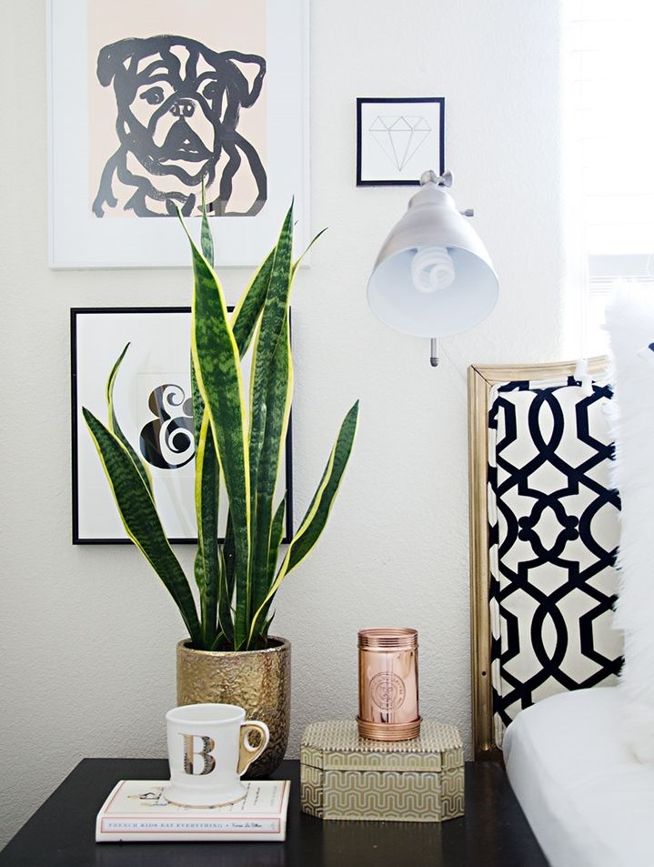 Modify Your Bedside Table