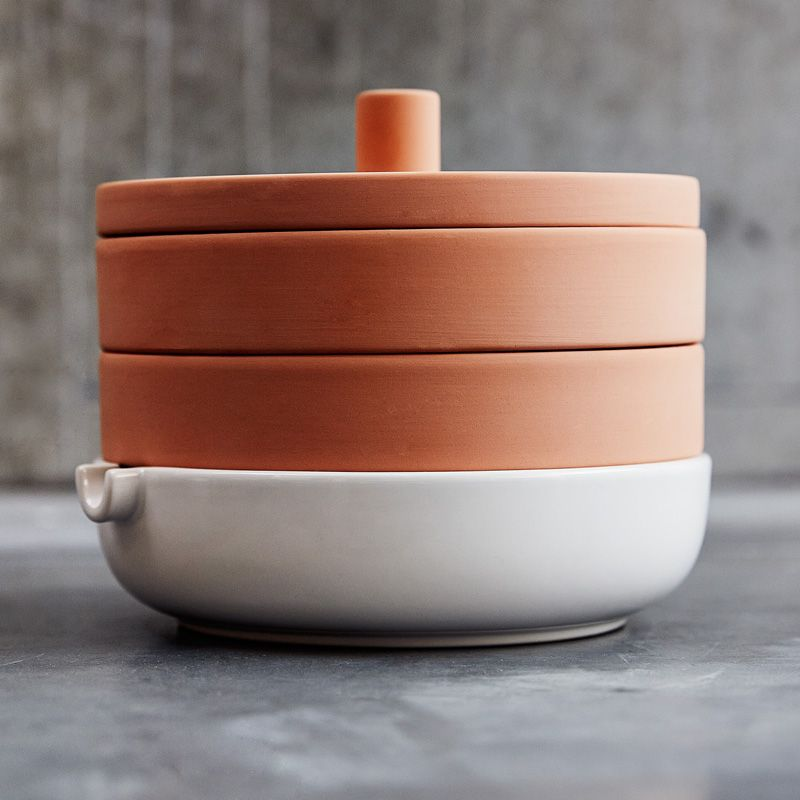 Spread the Seeds for Each Terra Cotta Pot