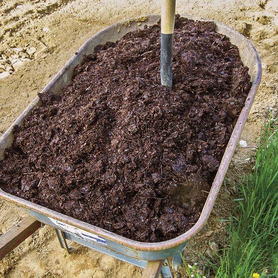 Make the soil mixture