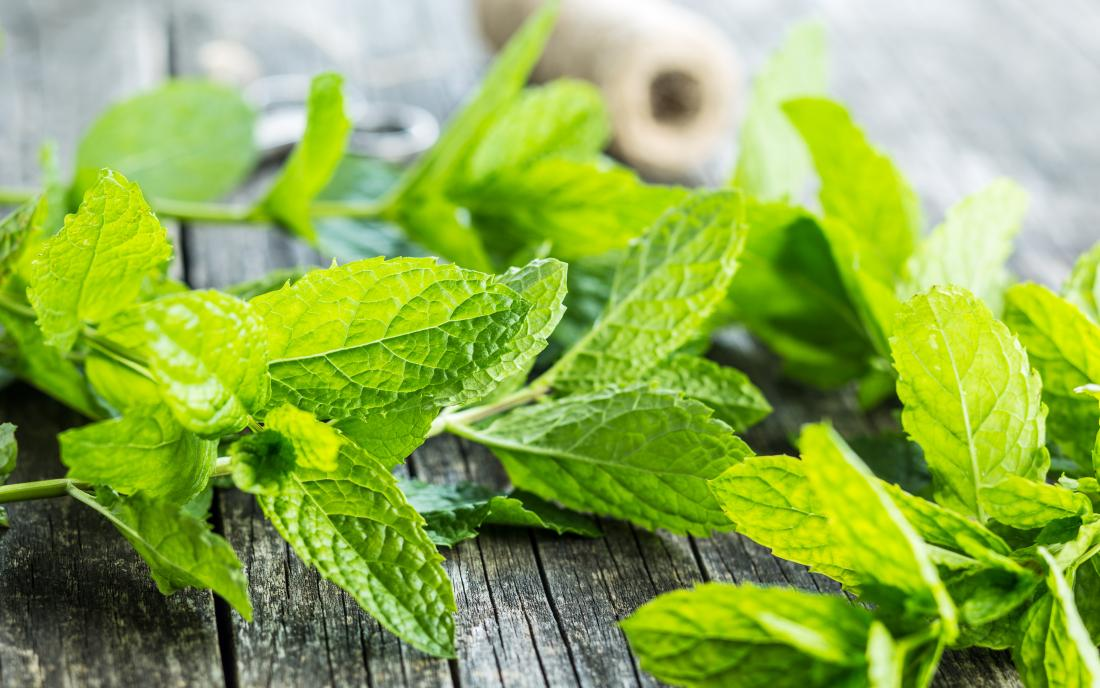 Add Some Mint Leaves